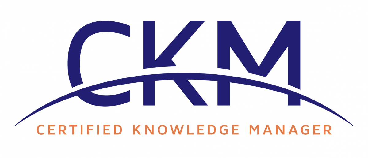 Certified Knowledge Manager Ckm Kminstitute