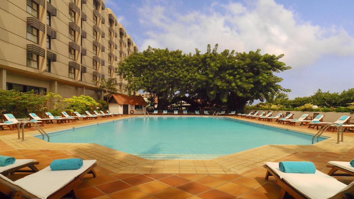 Downtown Lagos Hotel Ikeja